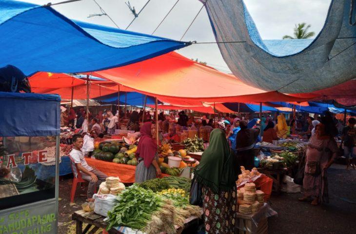 H-1 Idul Adha, Bawang dan Sayuran Alami Penurunan Harga