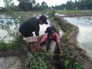Nagari Garagahan Dapat Bantuan Pembangunan 3 Titik Irigasi Dari Pemprov Sumbar
