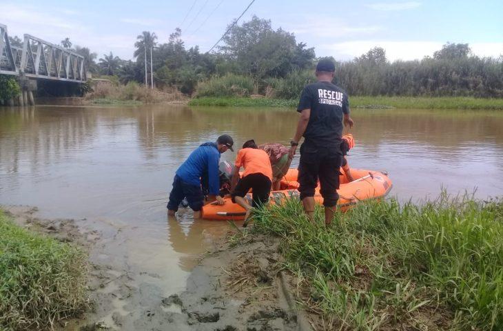 Pencarian Zainal yang Hilang di Batang Masang Dilanjutkan