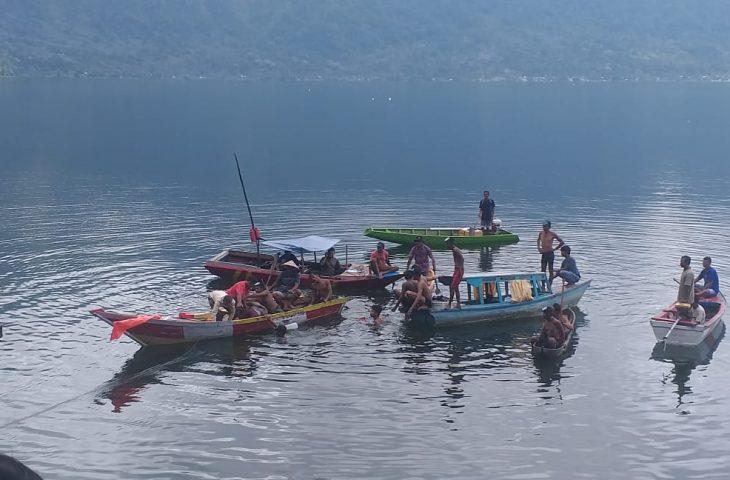 Tenggelam Saat Cari Rinuak di Danau Maninjau, Warga Kukuban Ditemukan Meninggal