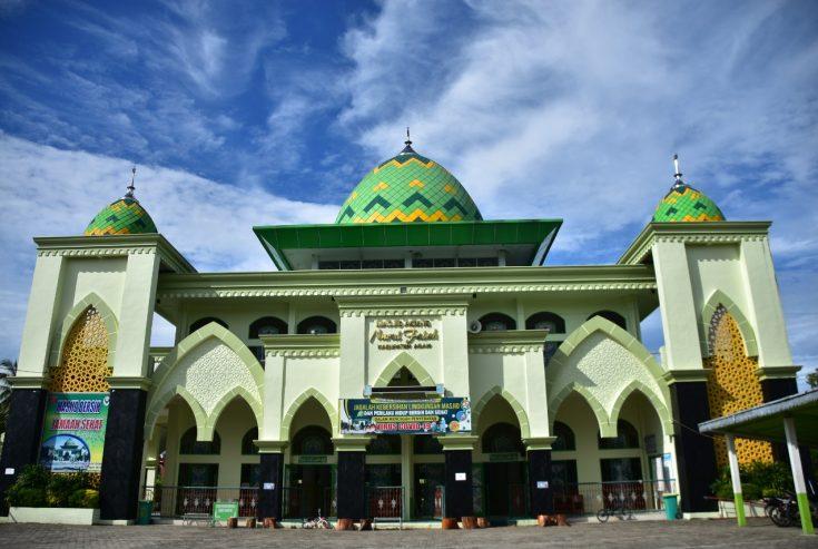 Masak dan Makan Bersama di Masjid Agung Nurul Falah Ditiadakan