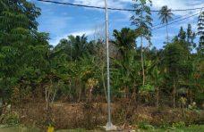 Indonesia Terang, 100 Unit PJU PLTS Telah Terpasang di Lubuk Basung