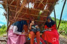 Sempat Viral Tidak Ada Akses Internet, PT. Telkomsel Sediakan Tower Combat di Sungai Guntuang