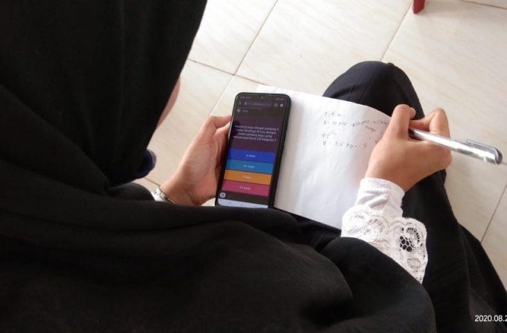 Test Online, Seleksi Perangkat Nagari di Tanjung Raya
