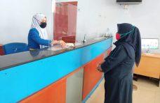 Kasus Covid-19 Meningkat, Bank Nagari Lubukbasung Perketat Protokol Kesehatan