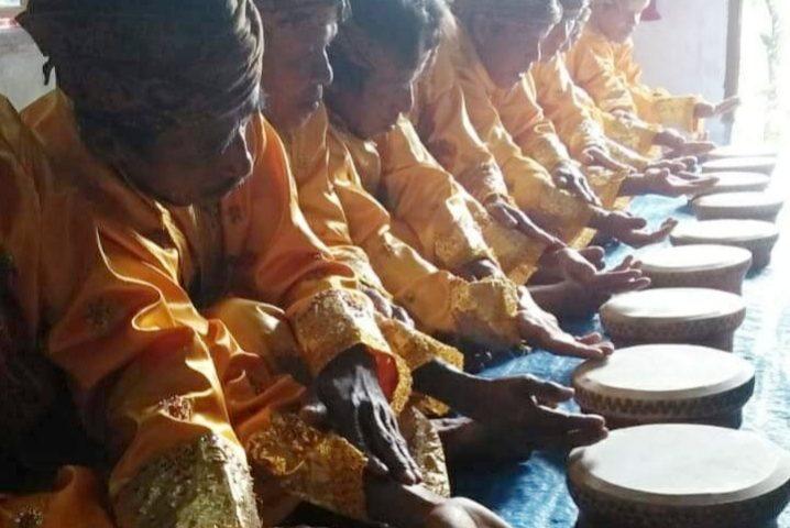 Kesenian Indang Tuo Balai Belo yang Sarat Pesan-pesan Religius