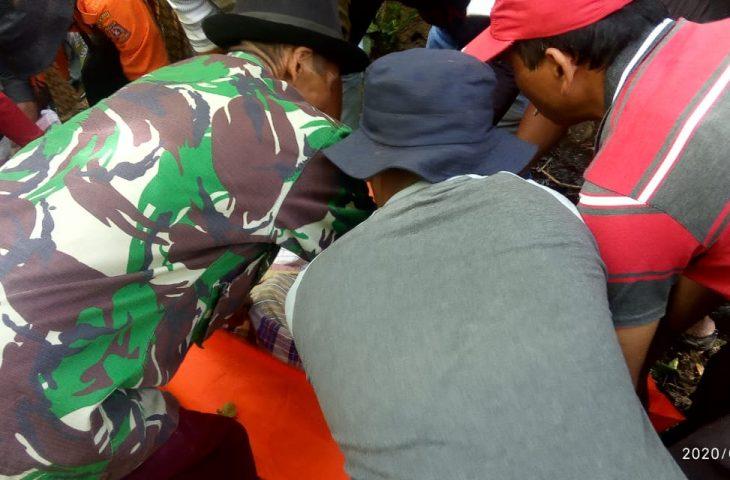 Dua Hari Tidak Pulang, Wali Jorong Batang Salasiah Ditemukan Meninggal
