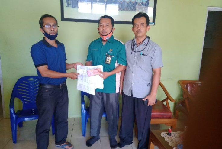 UPZ PT. Mutiara Agam Setorkan Zakat Profesi Pegawai ke Baznas