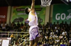 Fisyaiful Amir, Pebasket Profesional Asal Manggopoh Peraih Runner Up Piala Presiden 2019