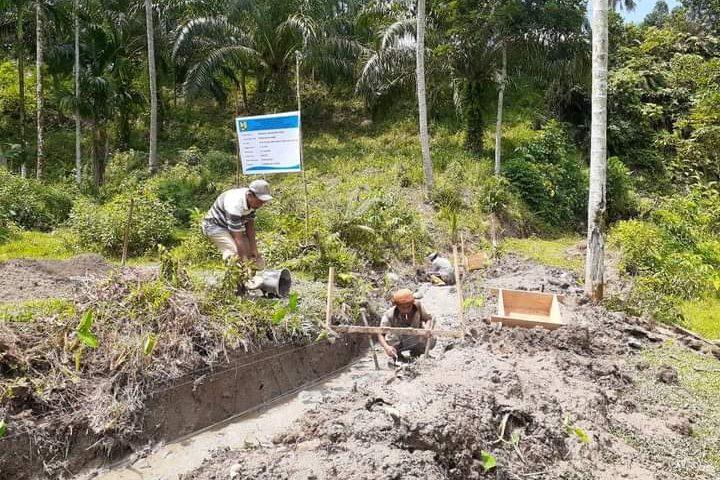 P3A di Manggopoh Peroleh P3-TGAI dari BWS Sumatera V