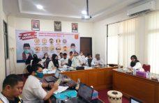 Pemkab Agam Ikuti Evaluasi SAKIP dan RB Bersama Kementerian PAN-RB