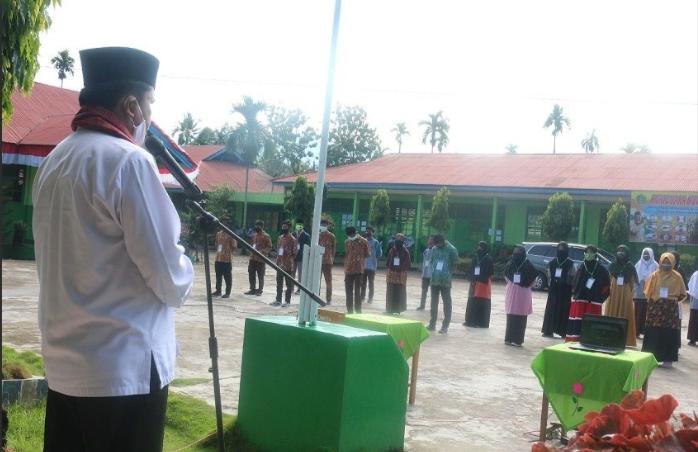 426 Siswa Madrasah Ikuti KSM tingkat Agam