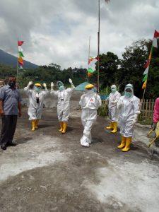 Puskesmas IV Koto Tracking di Sungai Jariang dan Balingka, 17 Orang Diswab