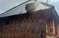 Diduga Korsleting, Satu Rumah di Lasi Terbakar