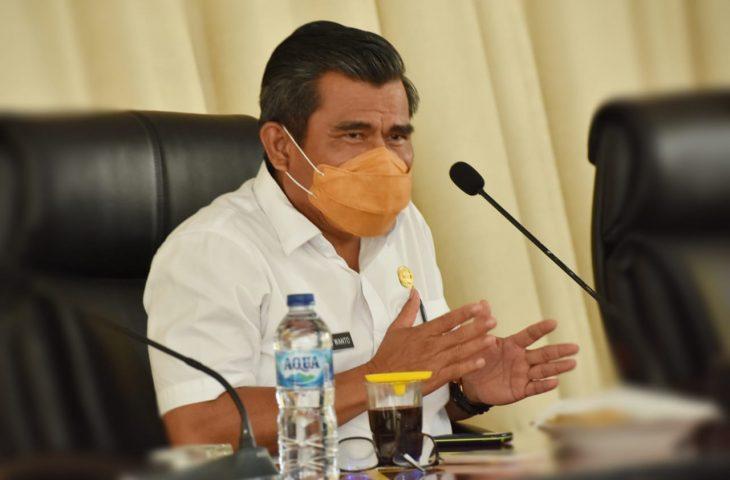 Masyarakat Diminta Tetap Disiplin Prokes, Perda AKB Bakal Diterapkan di Agam