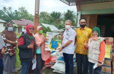 Ratusan WRSE di Tanjung Mutiara Mendapatkan Dana Pokir Anggota DPRD Sumbar