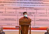 Deklarasi Pemilihan Aman, Damai dan Sehat, Pjs Bupati Agam Ajak Paslon Santun Dalam Berkampanye