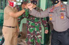 HUT TNI ke-75, Pemerintahan Kecamatan IV Angkek Beri Kejutan