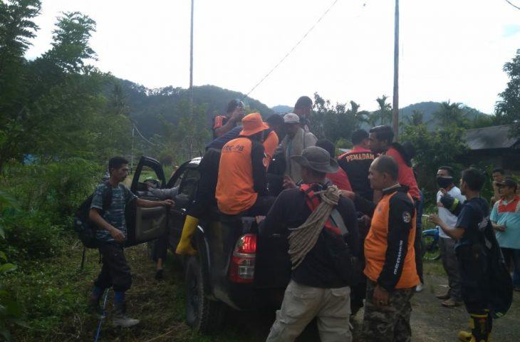 86 Warga Suayan yang Dilaporkan Hilang Ditemukan Selamat