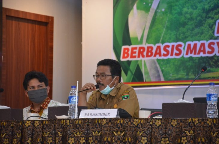 Miliki 13 Ribu Hektare PS, KPHL Agam Raya : Butuh Sinkronisasi dan Peningkatan Kapasitas