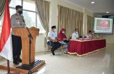 Tim Gabungan Agam Sosialisasi Perda AKB di Palembayan