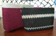 Warga Koto Manampuang Rintis Bisnis Tas Rajut Merek Tsurayya Handmade