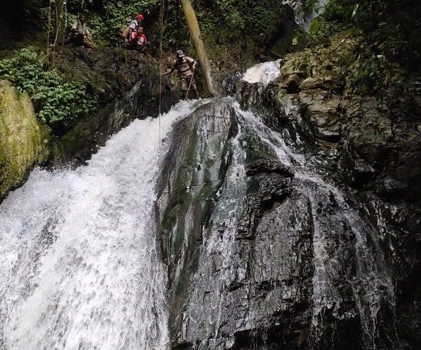 Sarasah Tigo Batindiah Wisata Alam Tersembunyi di Nagari Tigo Koto Silungkang