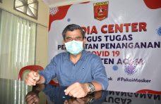 13 Pasien Covid-19 di Kabupaten Agam Sembuh, 1 Kasus Terkonfirmasi