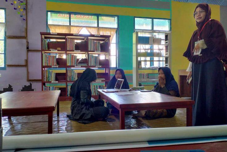 Sokong Belajar Daring, Kampus Nagari Pintar Duo Koto Ramai Dikunjungi