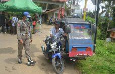 40 Orang Terjaring Operasi Yustisi di Palembayan