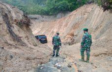 Hujan Lebat, Jalur SIMAKA Kembali Tersekat