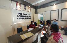 140 Calon P3K Serahkan Berkas ke BKPSDM Kabupaten Agam