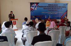 Ade Rizky Pratama Gelar Sosialisasi Program Pembangunan Keluarga di Palupuah