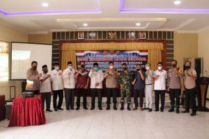 Operasi Lilin Singgalang 2020, Polres Agam Siapkan 2 Pos PAM-4 Pos Yan
