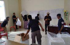 Pleno Rekapitulasi Penghitungan Suara Pilkada di Tanjung Raya, Ketua PPK: Hari Ini Tuntas