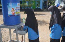 Sekolah Tatap Muka Masa Pandemi, Begini Prokes di Sekolah Islam Al Madaniy