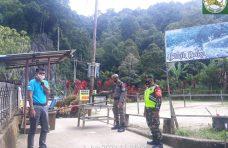 Pemerintah Kecamatan Kamang Magek Monitoring Sejumlah Objek Wisata