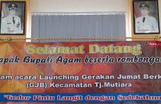 GJB, Cara Pemerintah Kecamatan Tanjung Mutiara Bantu Sesama