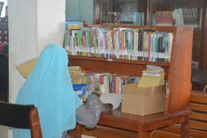 Sepanjang Tahun 2020, Perpustakaan Daerah Agam Terima 3.845 Kunjungan