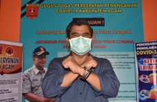 Terkonfirmasi Covid-19 di Kabupaten Agam Bertambah 8 Kasus