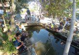 Ratusan Pemancing Ramaikan Mancing Mania di Jorong II Garagahan