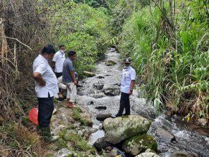 Bak Intake dan Pengolahan Air Akan Dibangun di Balingka, Kementerian PUPR Survei Lokasi