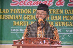 Bupati Agam Resmikan Kampus II Ponpes Darul Makmur