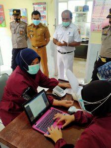 Puskesmas di Tanjung Raya Targetkan Vaksinasi Tuntas Hari Ini
