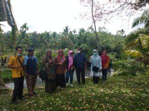 DKP Sumbar Verifikasi Lokasi Penerima Bantuan Restocking Ikan di Garagahan