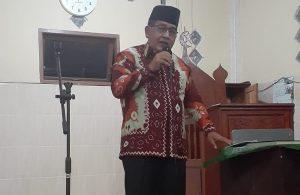 Bupati Agam Hadiri Peringatan Isra' Mi'raj di Masjid Taqwa Muhammadiyah Sitalang