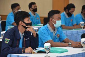 Bupati Agam Harap Karang Taruna dan Pekerja Sosial Masyarakat Bisa Atasi Persoalan di Nagari