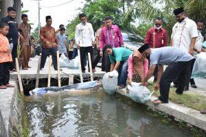 Bandar Larangan Kampuang Tanjuang Kembali Aktif, Pemkab Agam Bantu Bibit