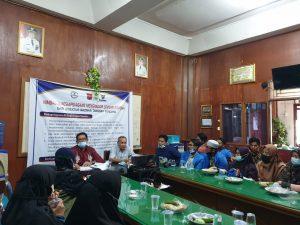 Gelar Pertemuan Dengan Mahasiswa Binaan, Baznas Agam Beri Motivasi