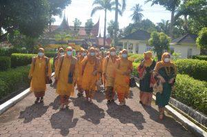 Bundo Kanduang IKAB Palembang Silaturahmi Dengan Bupati Agam